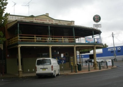 The Murrumbidgee Hotel