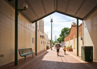 Kiesling's Lane Heritage Walk