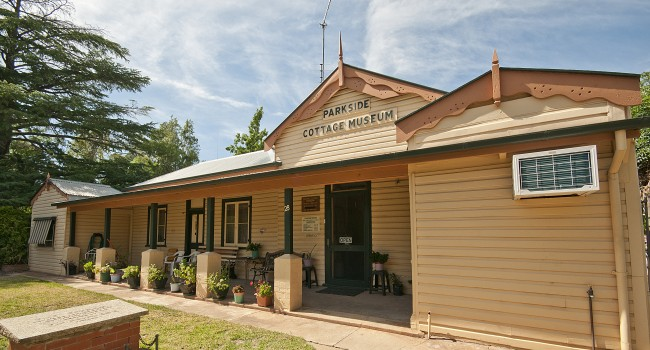 Parkside Cottage Museum