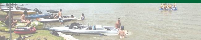 Lake Talbot Water Fun
