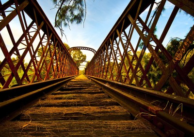 Narrandera Rail Bridge