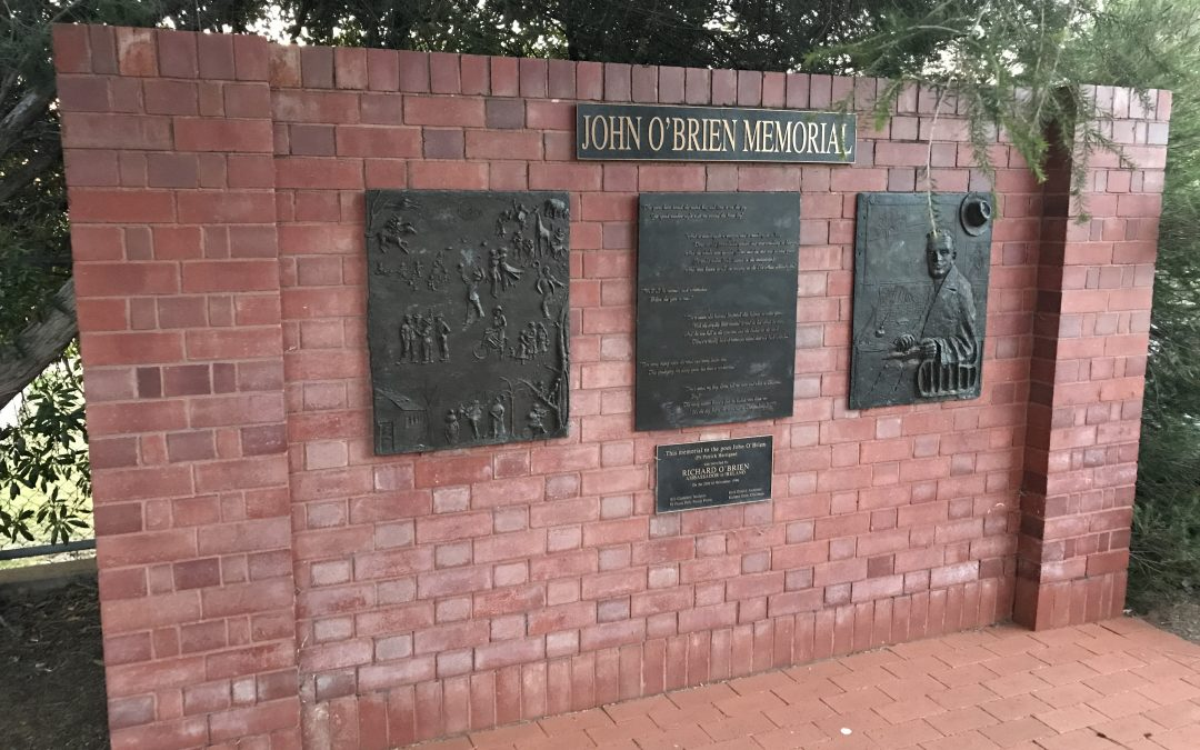 John O'Brien Frieze Monument