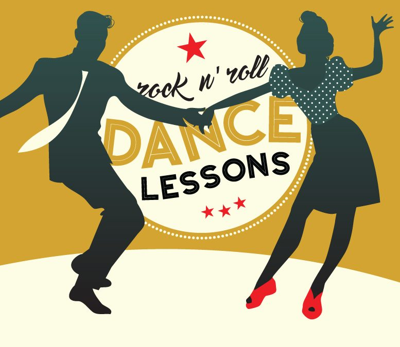 Rock n' Roll Dance Lessons – Day 2