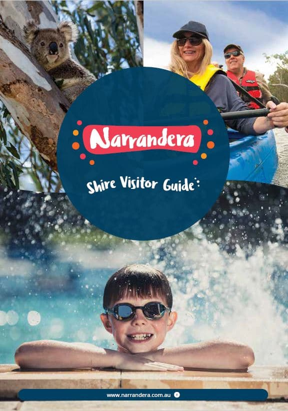 Narrandera Guide Book - Heart of the Riverina
