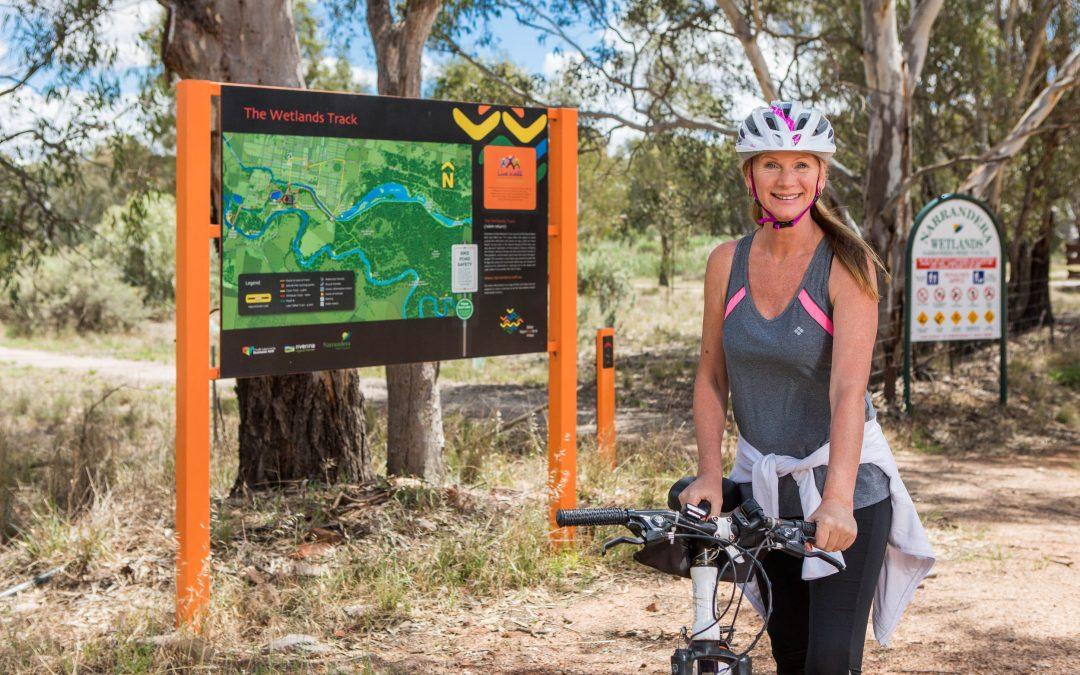 Narrandera Bike and Hike