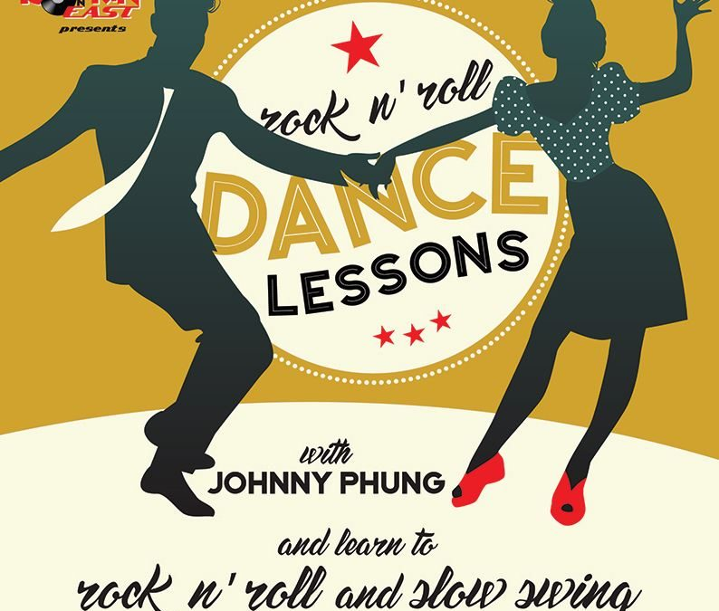 Dance Lessons with Johnny Phung
