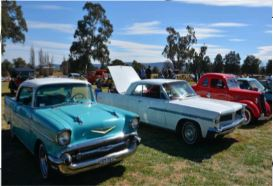 Barellan Car Show and Shine & Swap Meet