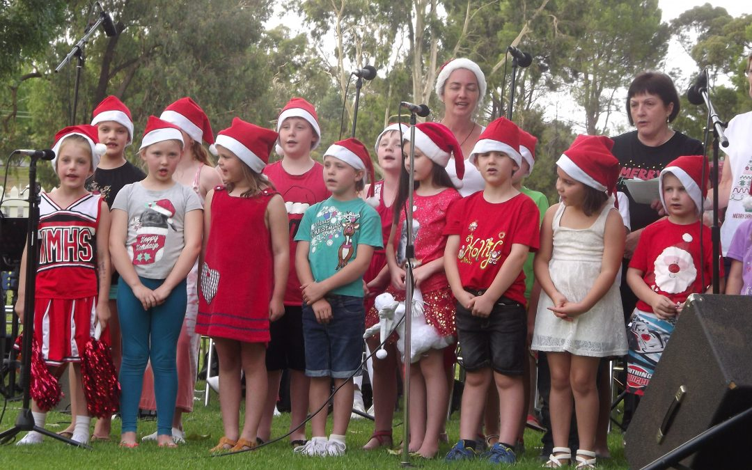 Carols in the Park – Narrandera