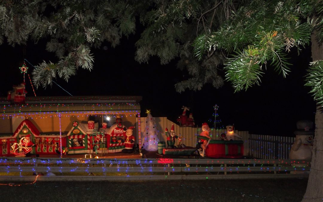 Christmas Lights Tour – Narrandera