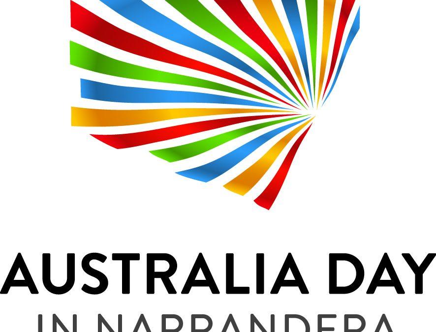 Australia Day in Narrandera