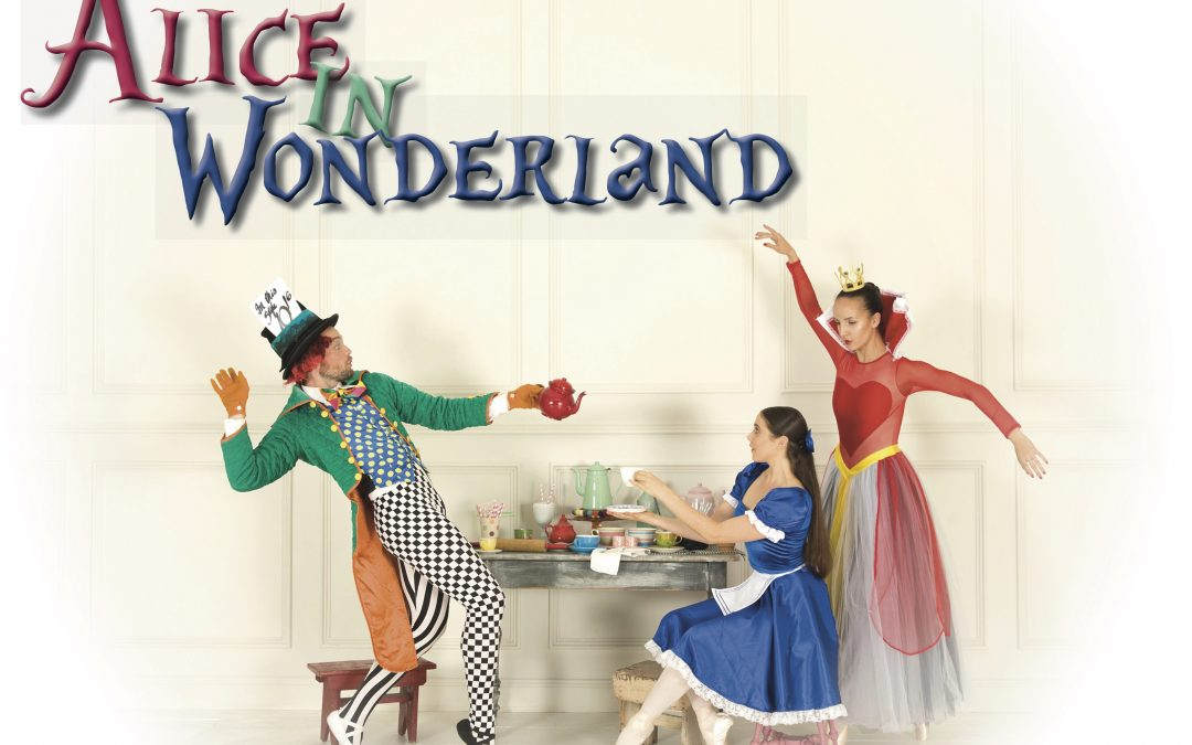 Melbourne City Ballet present Alice in Wonderland