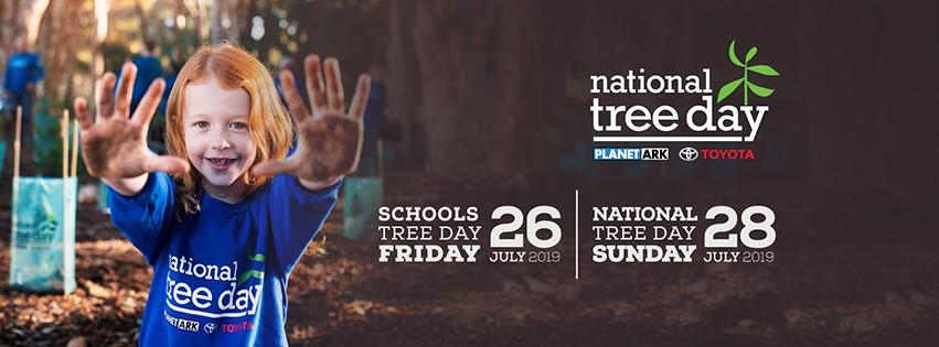 Narrandera Landcare's National Tree Day Planting