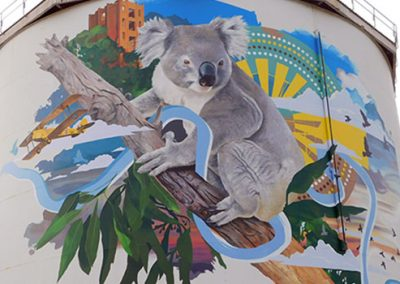Narrandera Water Tower Art Trail